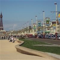 Blackpool President Twixmas