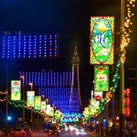 Blackpool Illuminations 2 Day