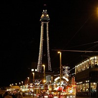 Blackpool Illuminations - St Annes