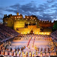 Edinburgh Tattoo - Bothwell Bridge