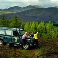 Highlands Safari & Regal Treats - North Yorkshire