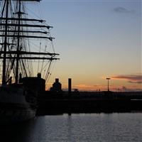 Liverpool & Albert Dock