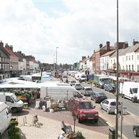 Northallerton on Market Day