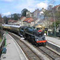 North Yorkshire Moors Railway and Whitby