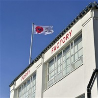 Poppy Factory Tour - Richmond upon Thames