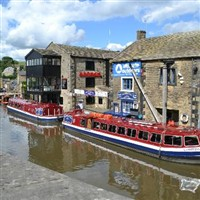 Skipton & Cream Tea Canal Cruise