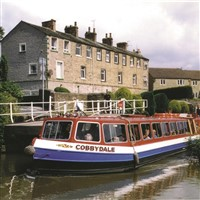 Skipton Canal Cruise & Afternoon Tea