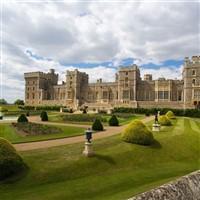Windsor & Castle Cream Tea